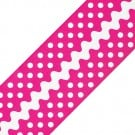 POLKA DOT WAVE RIBBON