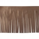 "5 1/2"" (140mm) Leather Fringe"