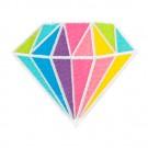 """3"""" X 2 3/4"""" DIAMOND PATCH"""