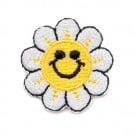Daisy Flower Sticker Patch
