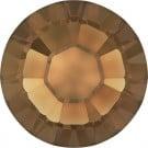 Swarovski Flatback Rhinestones - Crystal Bronze Shade