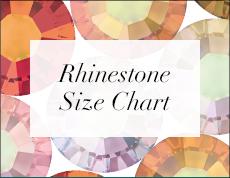 Rhinestone Chart