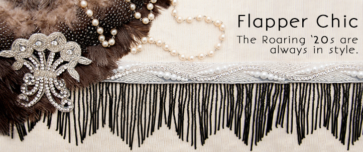Flapper Chic: The Roaring '20s