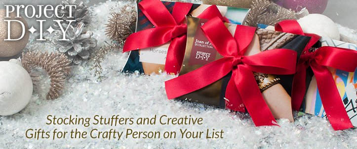 Creative Gifts For The Crafty Person On Your List