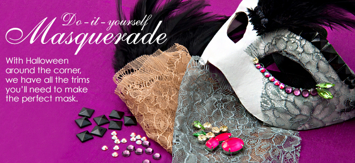 diy masquerade