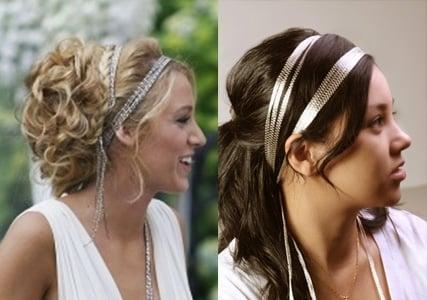 Gossip Girl Serena S Ribbon Headband M J Blog