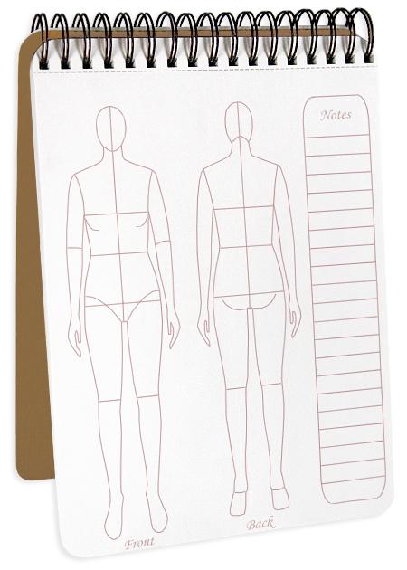 M J Sketch Images Fashion Flat Sketchpad...