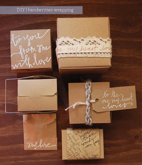 Top 5 DIY Gift Wrapping   M&J Blog