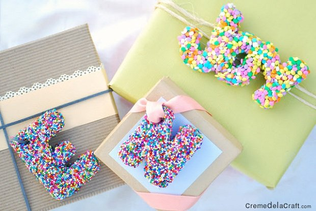 Creme-de-La-Craft-DIY-Sprinkles-Monogram-Gift-Toppers