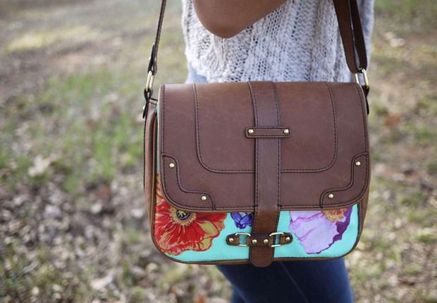 Diy Scarf Handbag Via Swellmayde