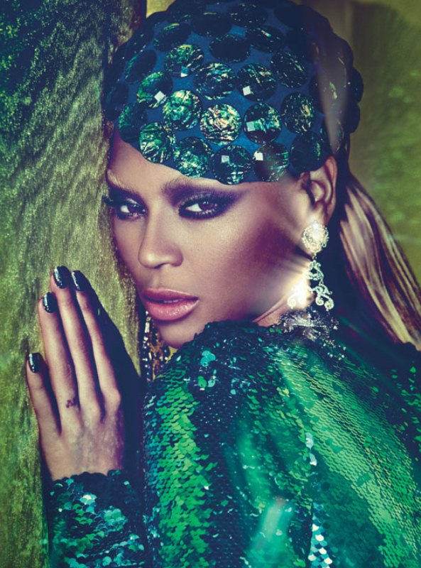 Beyonce w Magazine