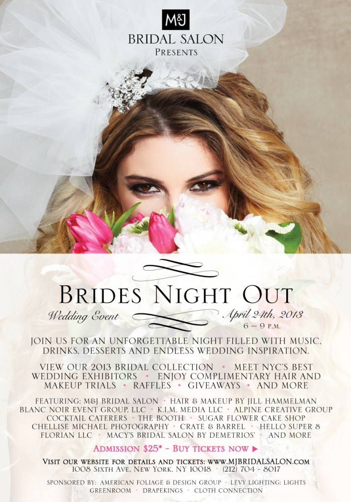 Brides Night Out