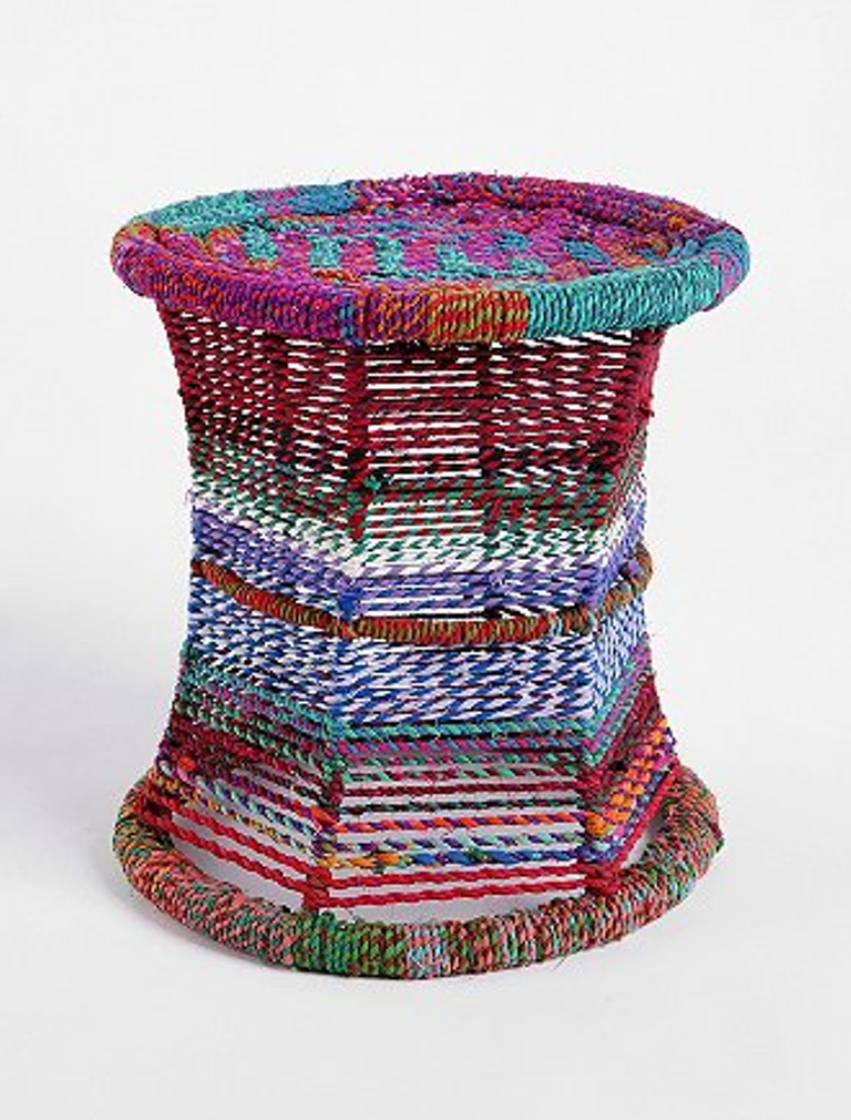 Urban Outfitters Marketplace Woven Table