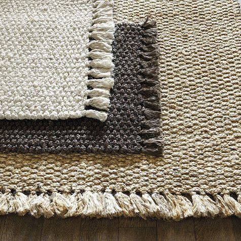 Jute Rugs in Natural Colors