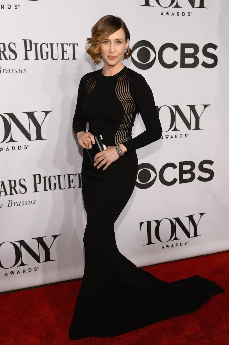 Vera Farmiga at the 2014 Tony Awards