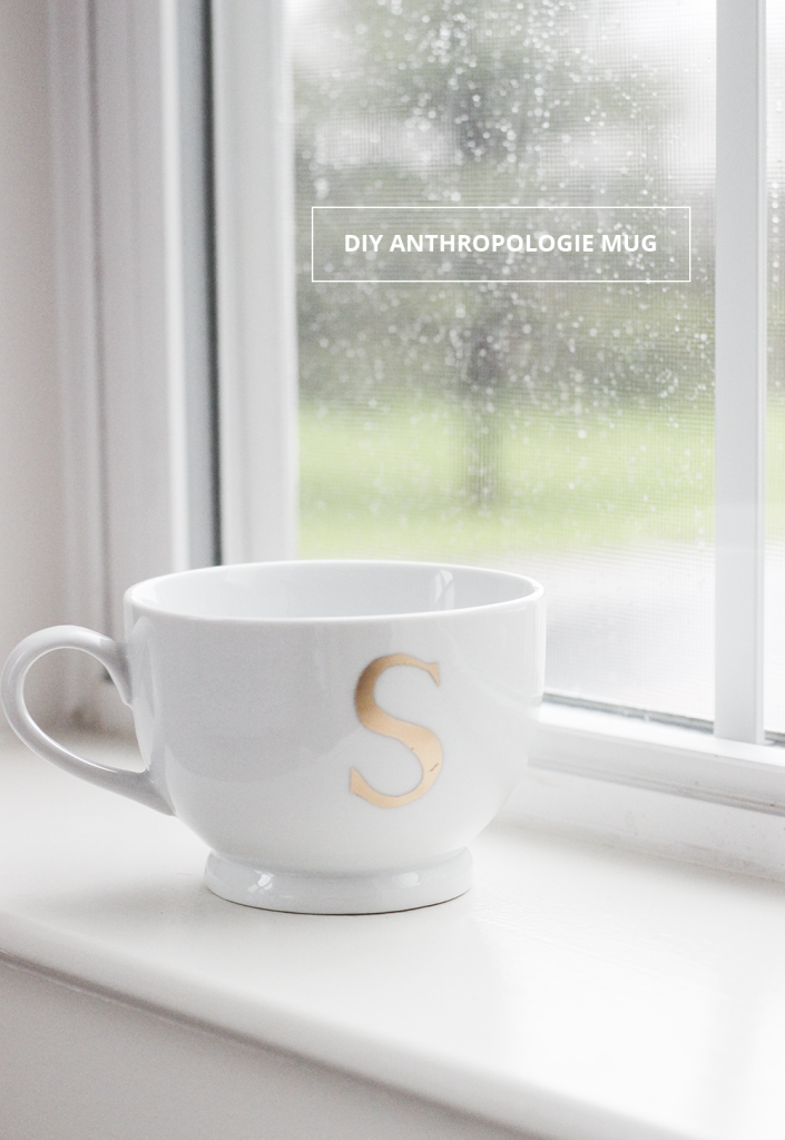 DIY-Anthropologie-Monogram-Mug-cladandcloth.com-8-copy-705x1024