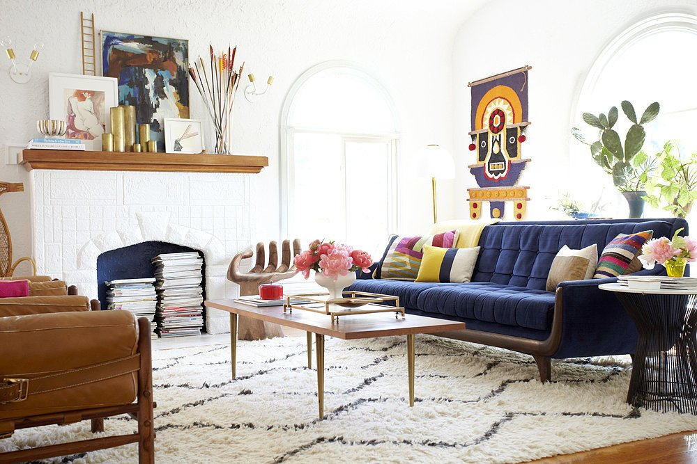 Affordable-Midcentury-Decor