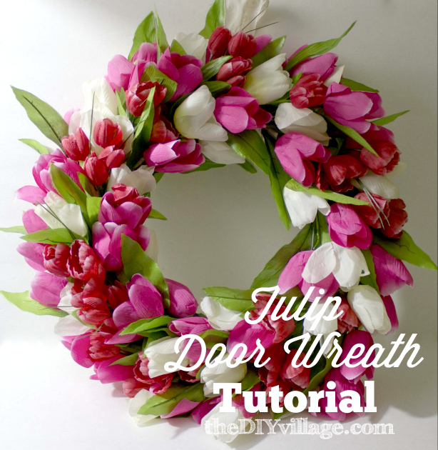Tulip_Door_Wreath_Tutorial_Spring