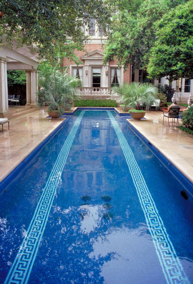M&J Trimming: Greek Key Pool