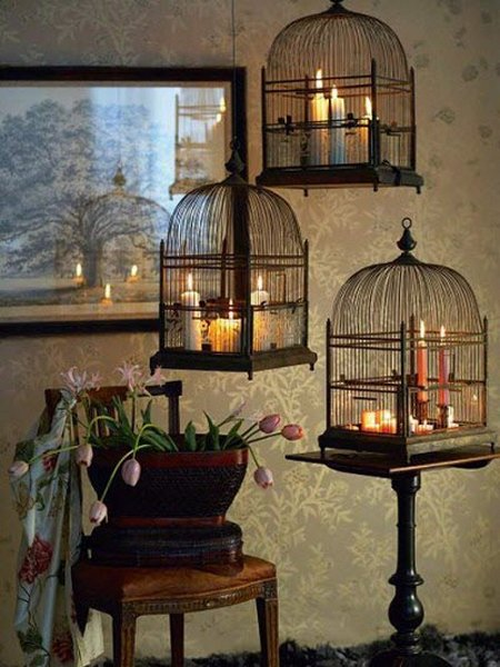 M&J Trimming - Gothic Birdhouse Theme