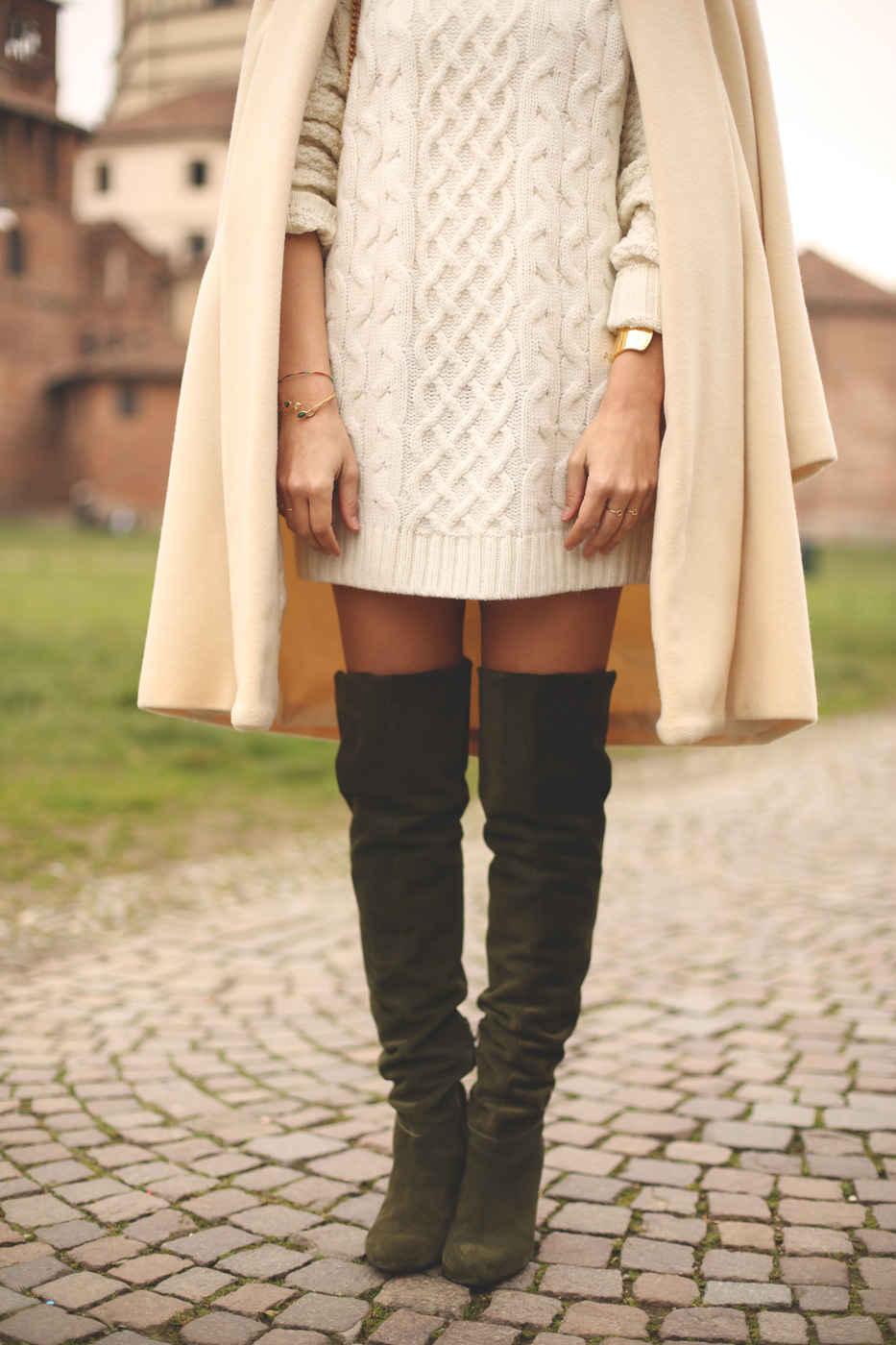 M&J Trimming - Fall Essentials - Over the Knee Boots