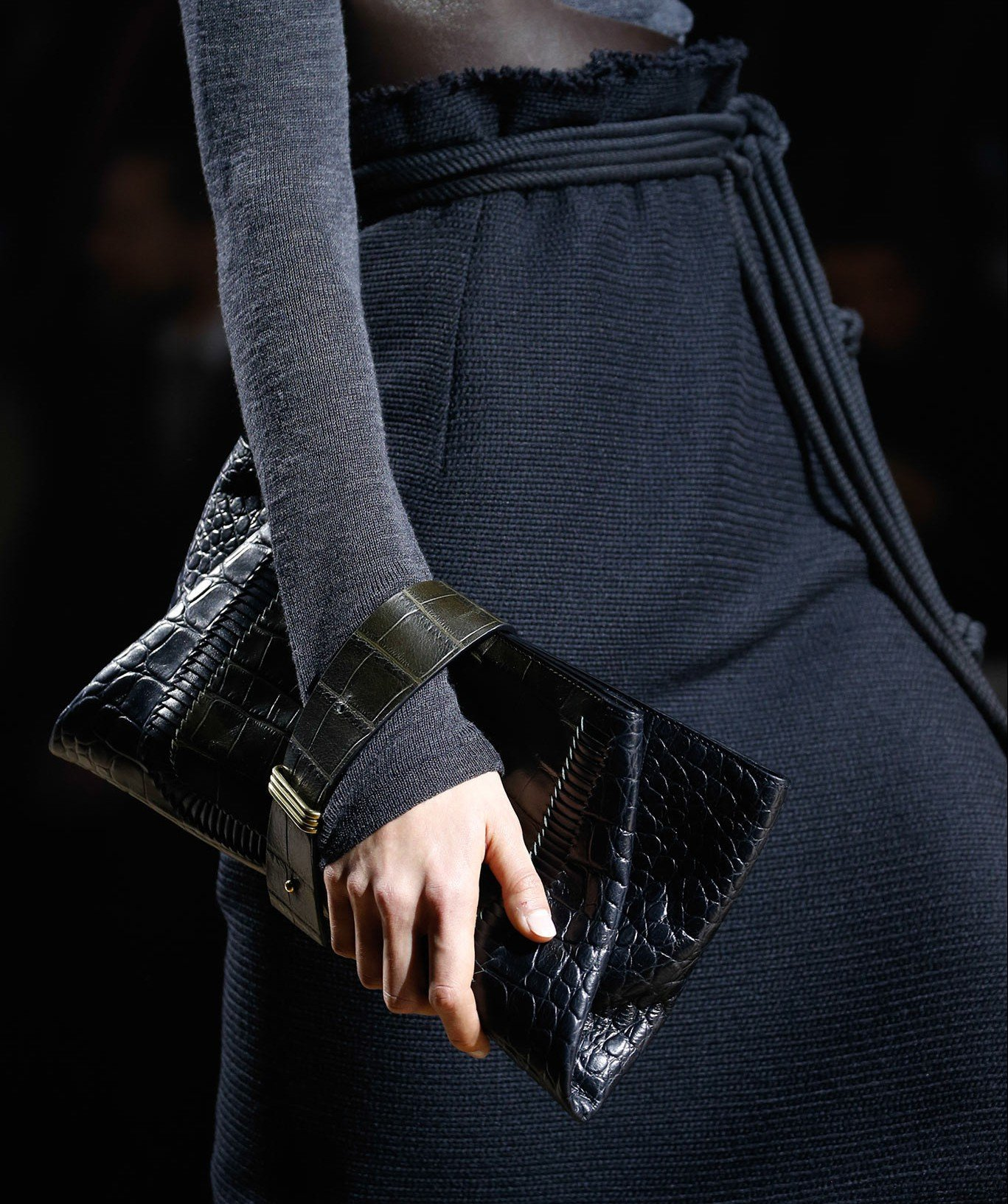 M&J Trimming - Lanvin Fall 2015