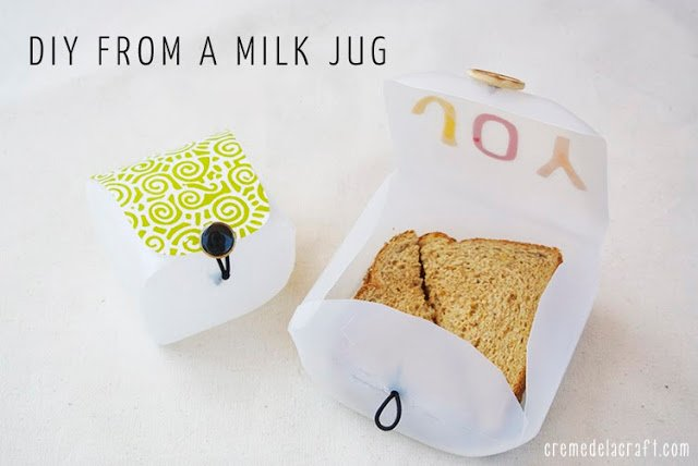 M&J Trimming - DIY: Milk Jug