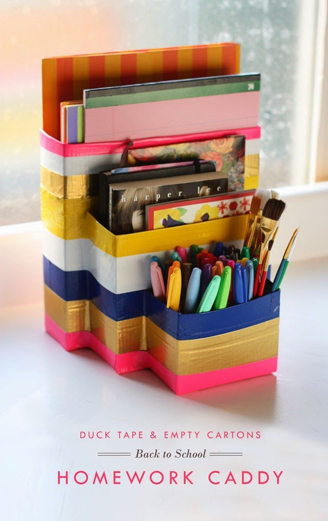 M&J Trimming - DIY: Organizer