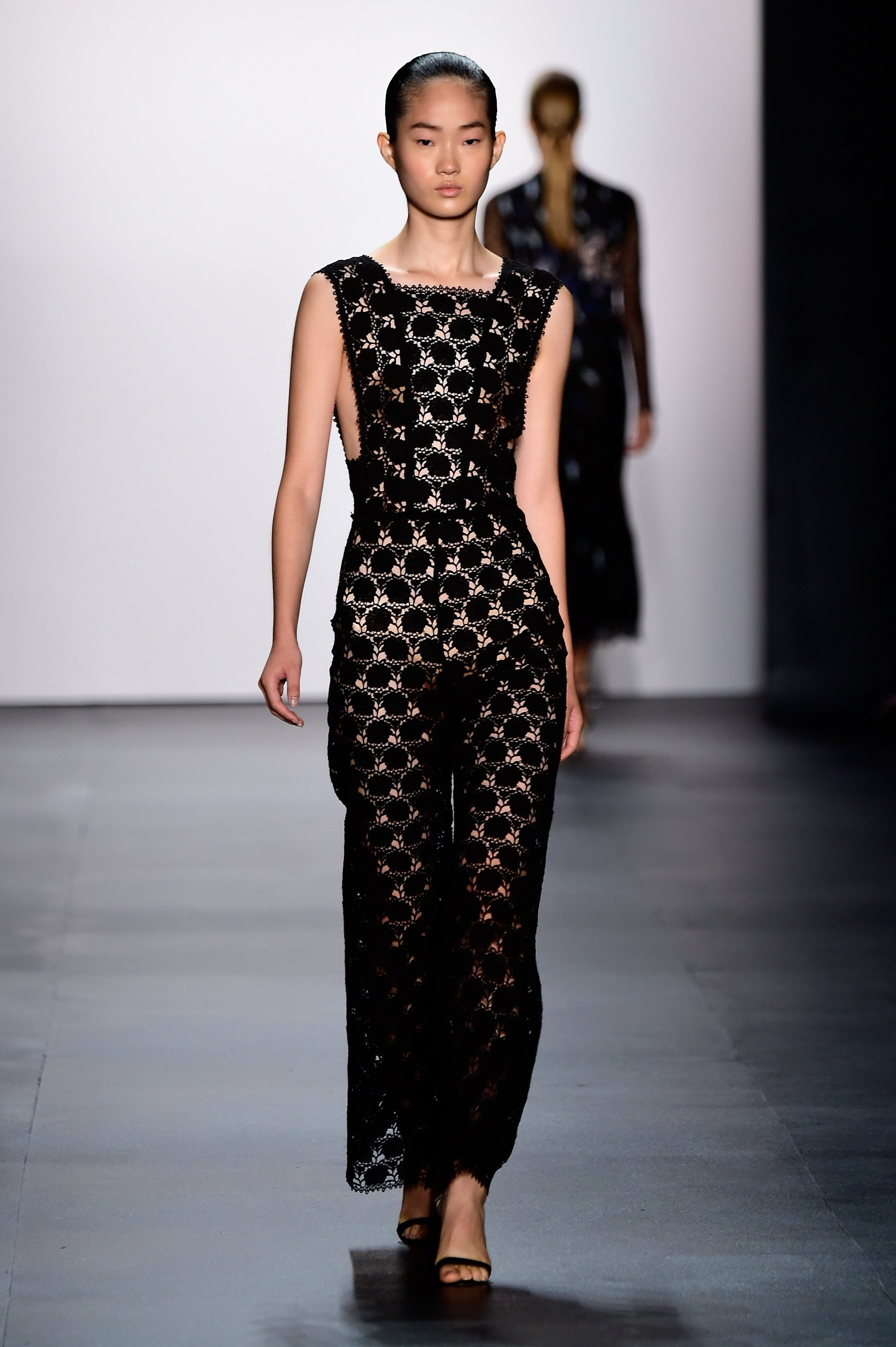 M&J Trimming - Yigal Azrouel - Runway - Spring 2016 New York Fashion Week: The Shows
