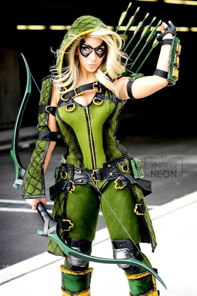 Green Arrow & Superhero and Super Villain Costume Roundup | Mu0026J Blog