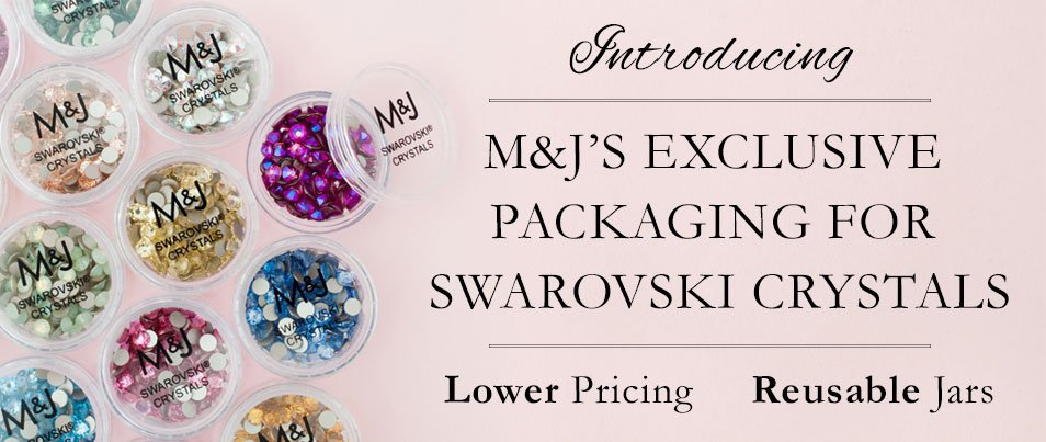 New Swarovski Jars