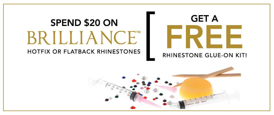 1.18.16 Brilliance and Free Rhinestone Kit