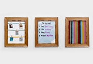 Our latest DIY: Frames