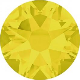 Yellow Opal Swarovski Flatback Rhinestones