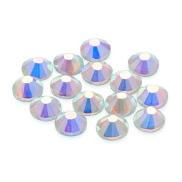 Brilliance Collection Crystal AB Flatback Rhinestone