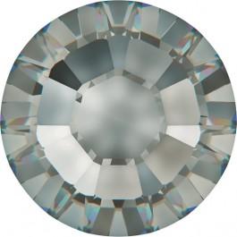 Black Diamond Swarovski Flatback Rhinestones