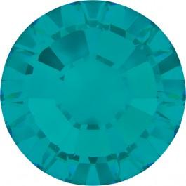 Blue Zircon Swarovski Hotfix Rhinestones