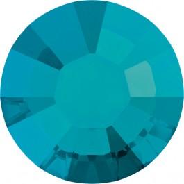 Caribbean Blue Opal Swarovski Flatback Rhinestones