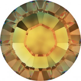 Crystal Tabac Swarovski Hotfix Rhinestones