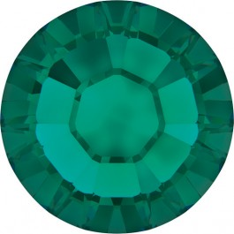 Emerald Swarovski Hotfix Rhinestones