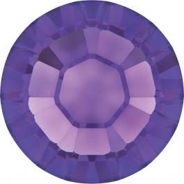 Purple Velvet Swarovski Hotfix Rhinestones