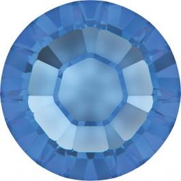 Sapphire Swarovski Flatback Rhinestones