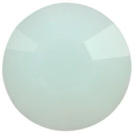 Mint Alabaster Swarovski Hotfix Rhinestones