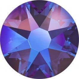 Siam Shimmer Swarovski Flatback Crystal
