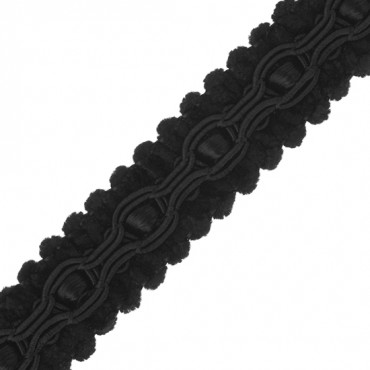 "3/4"" CHENILLE WITH RAYON BRAID"