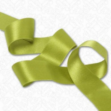 24mm Double Faced Silk Ribbon