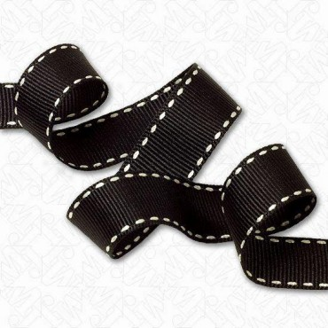 "5/8"" (16mm) Stitched Grosgrain"