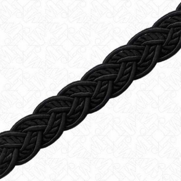 "1/2"" Imported Rayon Braid"