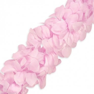 "3"" LOOSE FABRIC FLOWER TRIM"