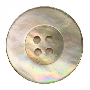 Four Hole Shell Button